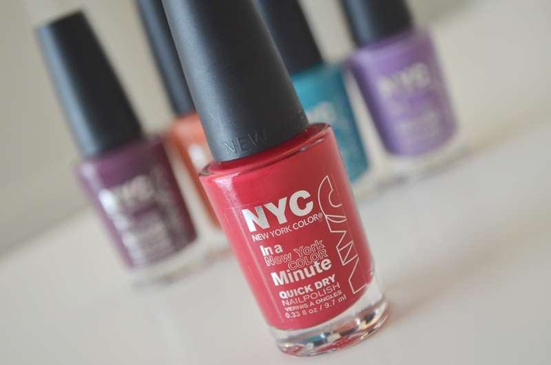DSC 05841 - Nieuwe NYC - In a New York Minute - Nail Polish Review