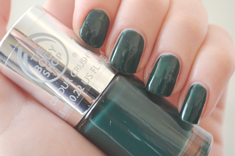 DSC 02422 - The Body Shop Nail Happiness! Swatches + Review