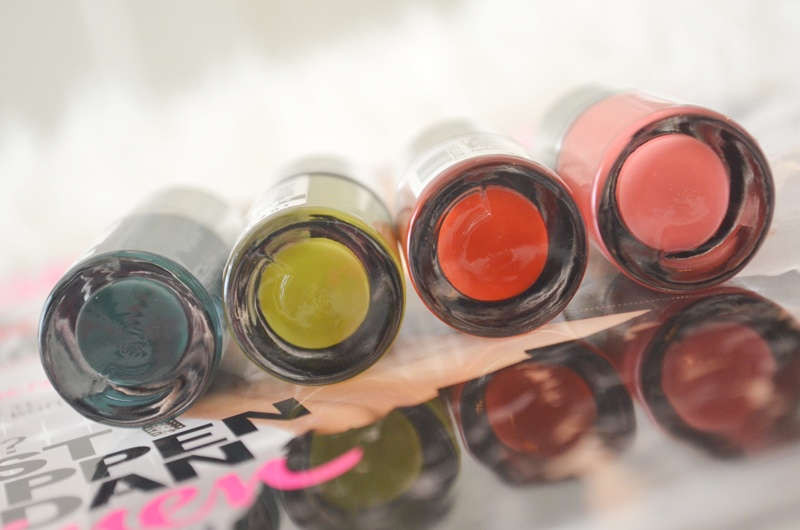 DSC 0385 - The Body Shop Nail Happiness! Swatches + Review