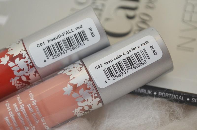 DSC 0422 - Essence Hello Autumn Colour Adapting Blush & Lip Cream