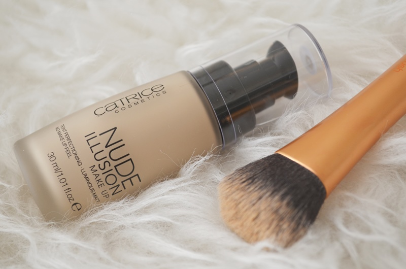 DSC 0444 - Catrice Nude Illusion Foundation Review