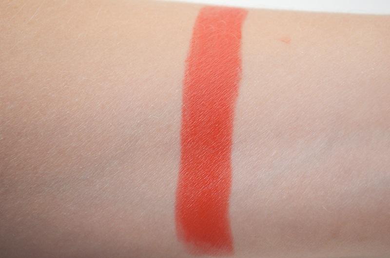 DSC 0536 - KIKO Velvet Mat Lipstick Review