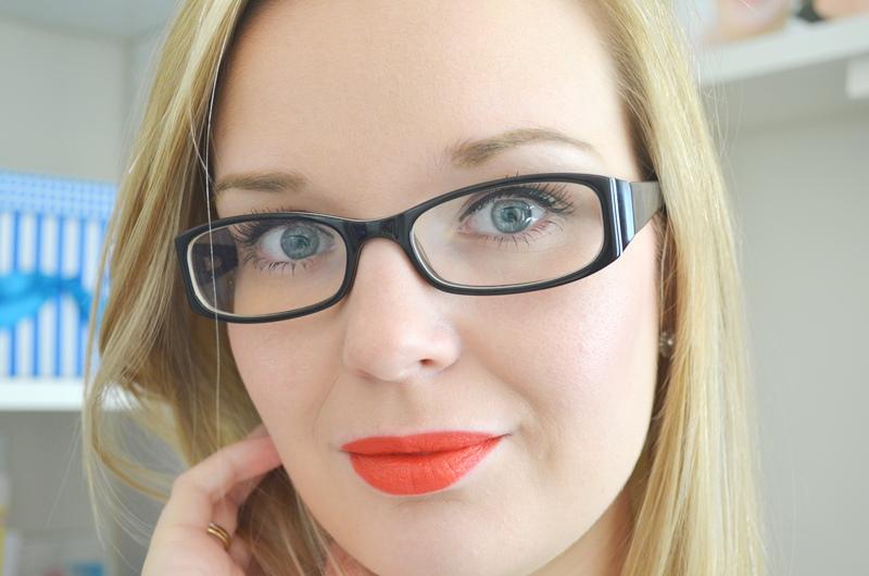 DSC 0700 - KIKO Velvet Mat Lipstick Review