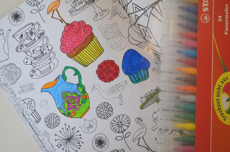 Het Enige Echte Kleurboek Voor Volwassenen Elise Joanne