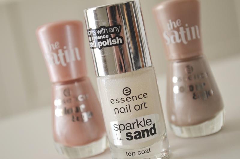 DSC 0624 - Essence 'The Satin' Nail Polish & Sparkle Sand Review