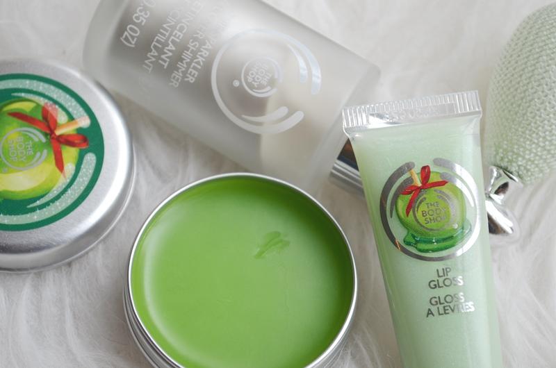 DSC 02183 - The Body Shop Glazed Apple Review Deel 2