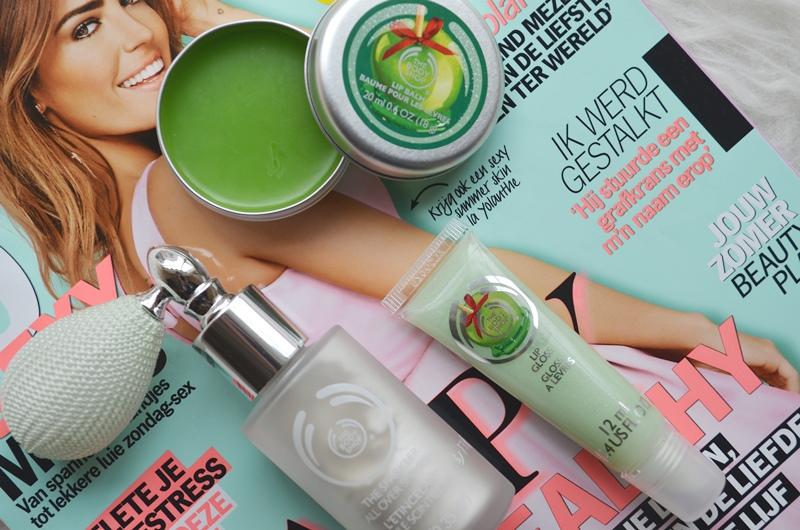 DSC 02512 - The Body Shop Glazed Apple Review Deel 2