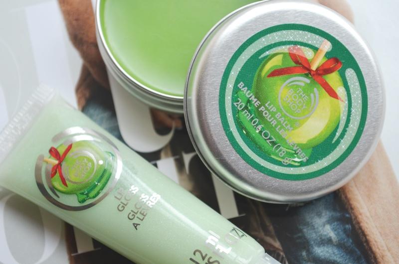 DSC 0276 - The Body Shop Glazed Apple Review Deel 2