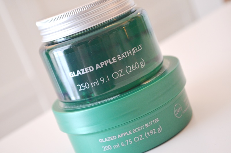 DSC 0299 - The Body Shop Glazed Apple Review (Deel 1)