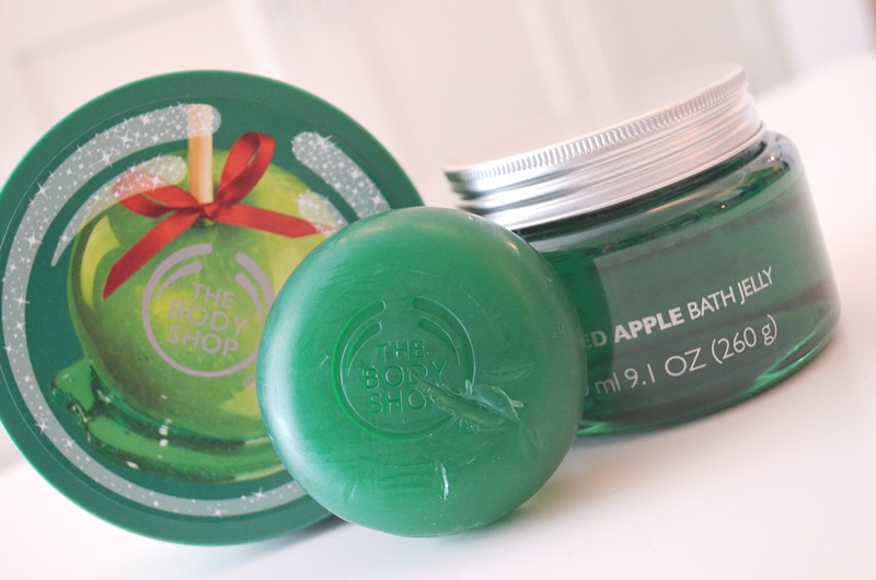 DSC 0309 - The Body Shop Glazed Apple Review (Deel 1)