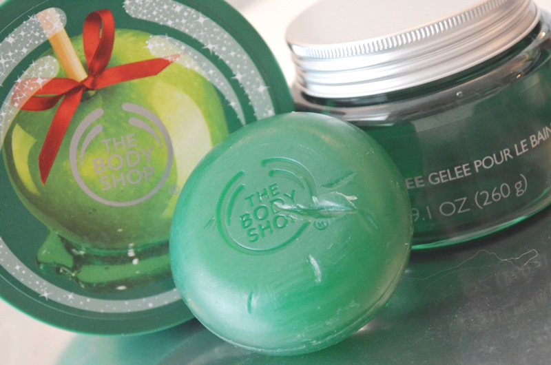DSC 0341 - The Body Shop Glazed Apple Review (Deel 1)