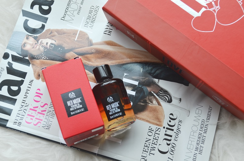 DSC 0369 - The Body Shop Scandle in a Bottle - Red Musk Review
