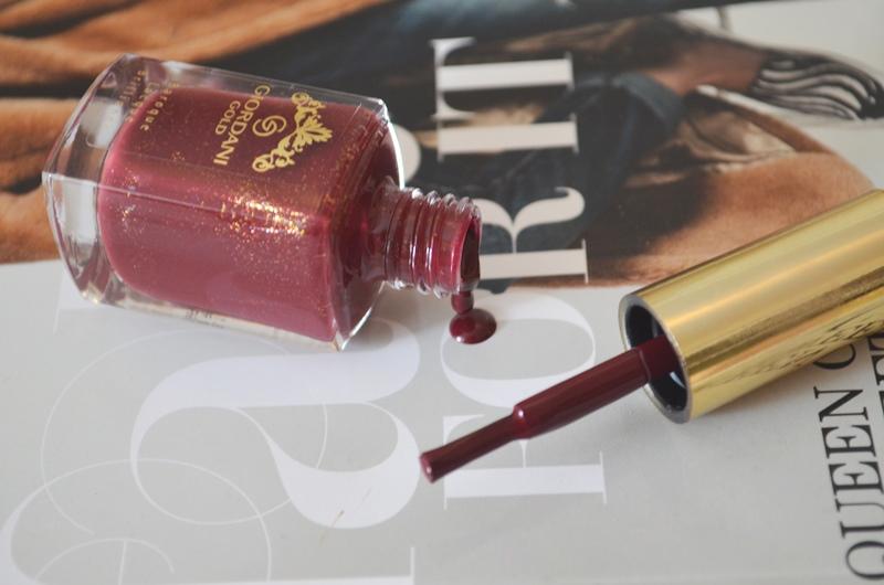 DSC 0377 - Oriflame Giordani Gold Baroque voor de Feestdagen Review
