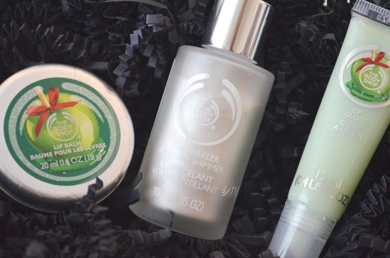 DSC 03941 - The Body Shop Glazed Apple Review Deel 2