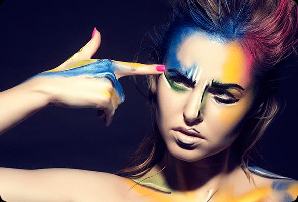 Make-up Studio Herfst 2014