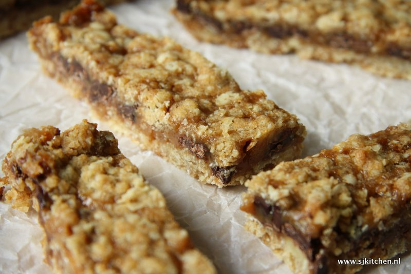 SJKitchen Caramel Bars