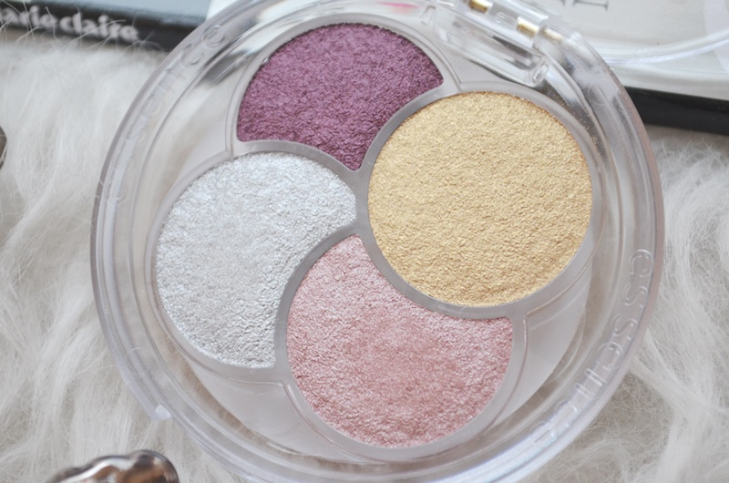 DSC 02381 - Essence Come To Town Quattro Eyeshadow Review