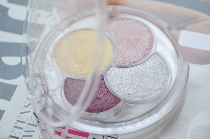 DSC 0240 - Essence Come To Town Quattro Eyeshadow Review