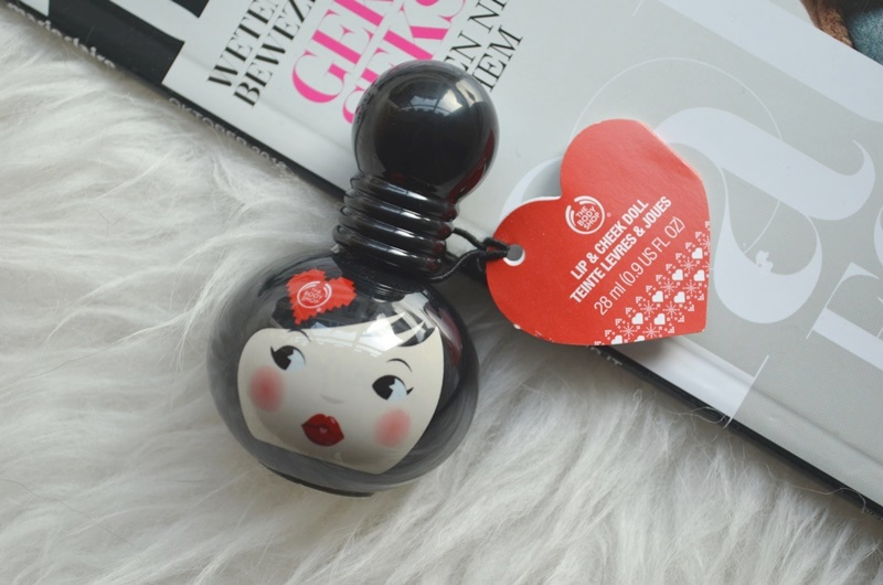DSC 02493 - The Body Shop Lip & Cheek Doll Review