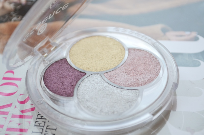 DSC 02561 - Essence Come To Town Quattro Eyeshadow Review