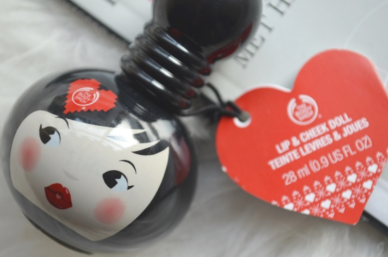 DSC 02564 - The Body Shop Lip & Cheek Doll Review