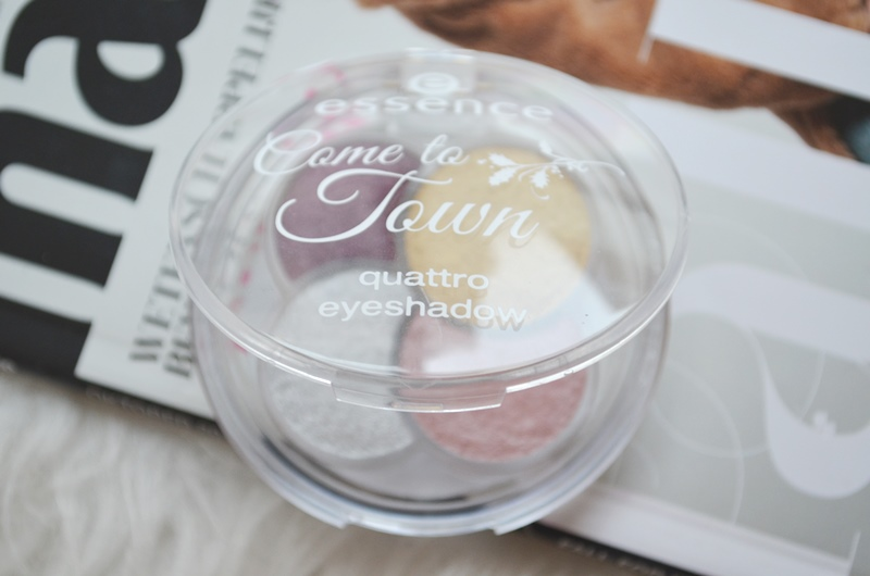 DSC 02621 - Essence Come To Town Quattro Eyeshadow Review