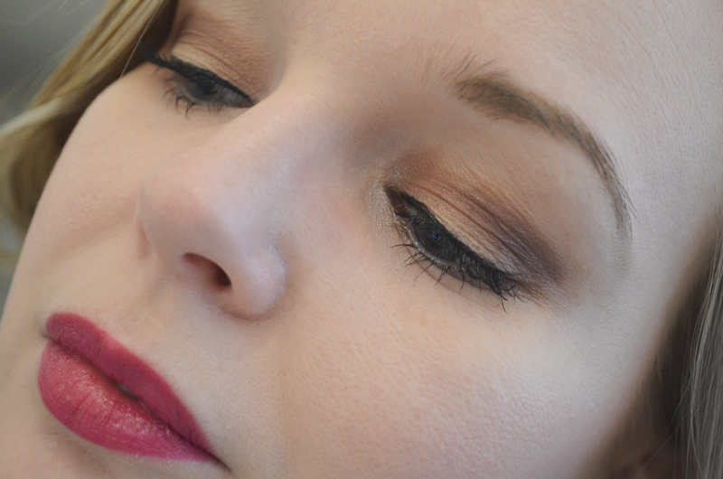 DSC 0287 - Essence Come To Town Quattro Eyeshadow Review
