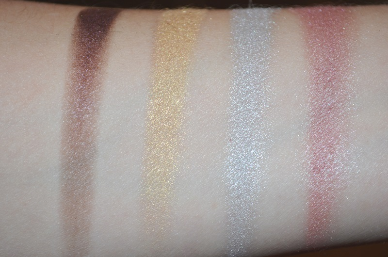 DSC 0313 - Essence Come To Town Quattro Eyeshadow Review