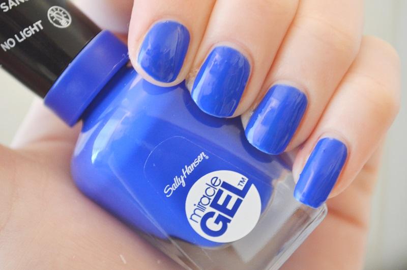 DSC 0353 - Sally Hansen Miracle Gel - (Gellak zonder Lamp) Review