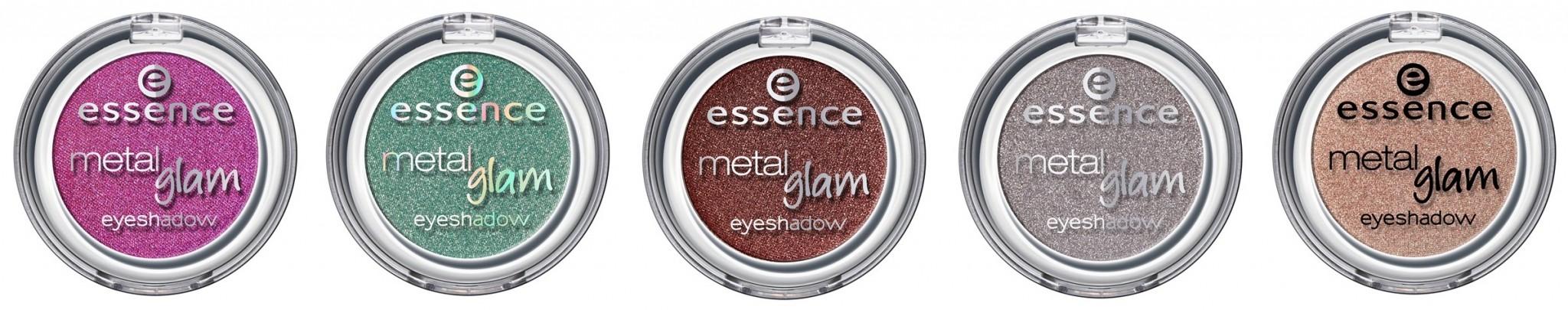 Essence Metal Glam - Nieuwe Collectie Essence & Catrice Voorjaar 2015