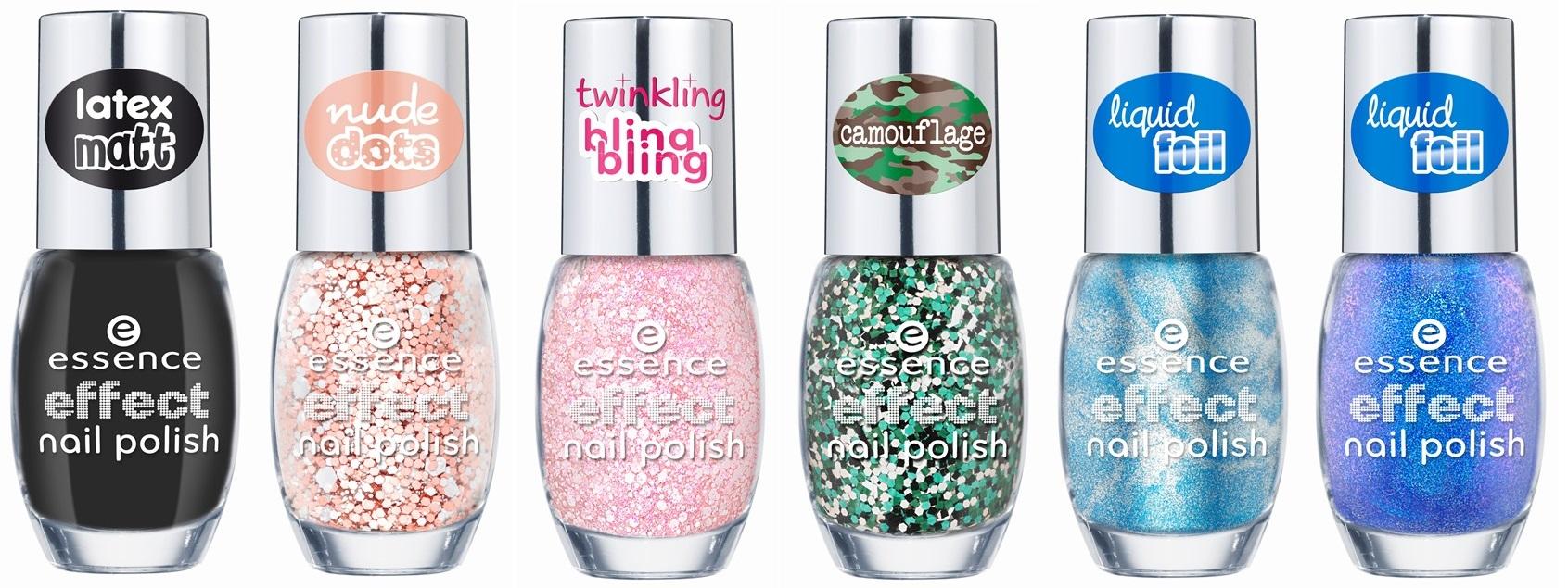 Essence nagellak 1 - Nieuwe Collectie Essence & Catrice Voorjaar 2015