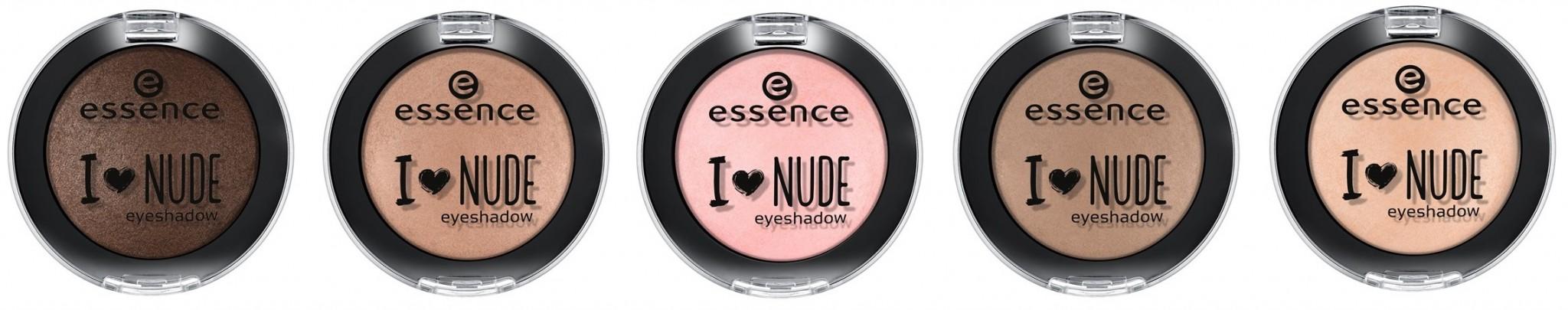 Essence nudes - Nieuwe Collectie Essence & Catrice Voorjaar 2015