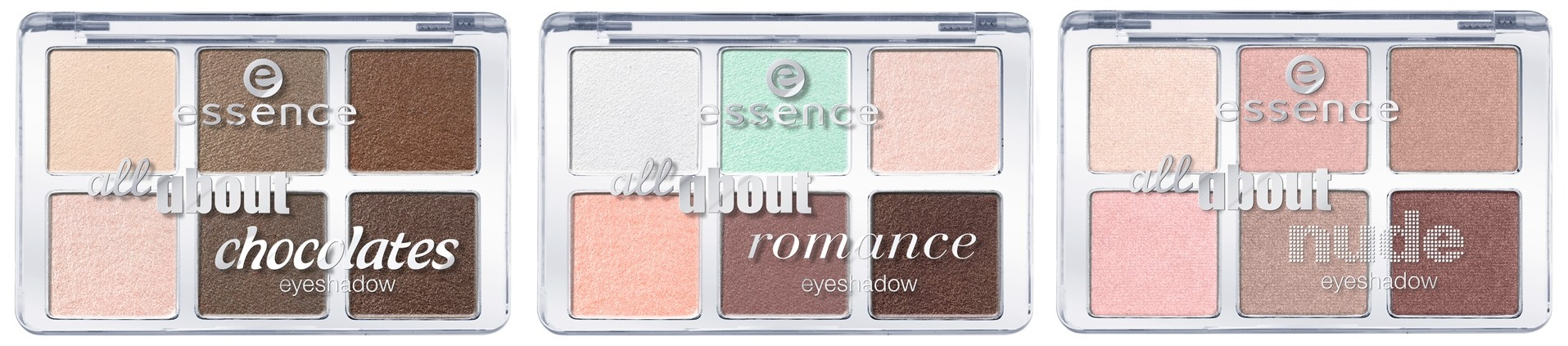 Essence palettes - Nieuwe Collectie Essence & Catrice Voorjaar 2015