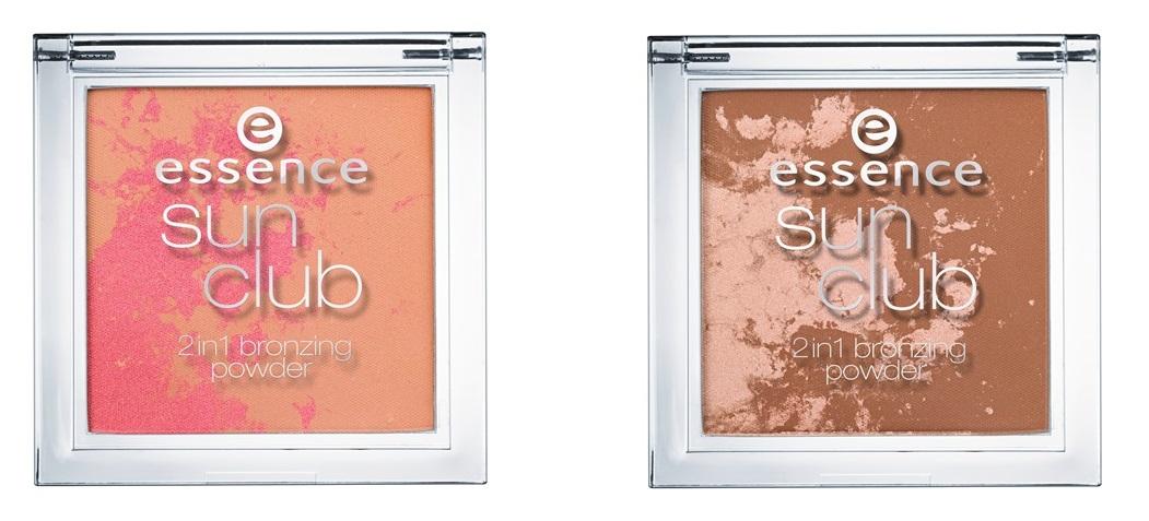 Essence sun club - Nieuwe Collectie Essence & Catrice Voorjaar 2015