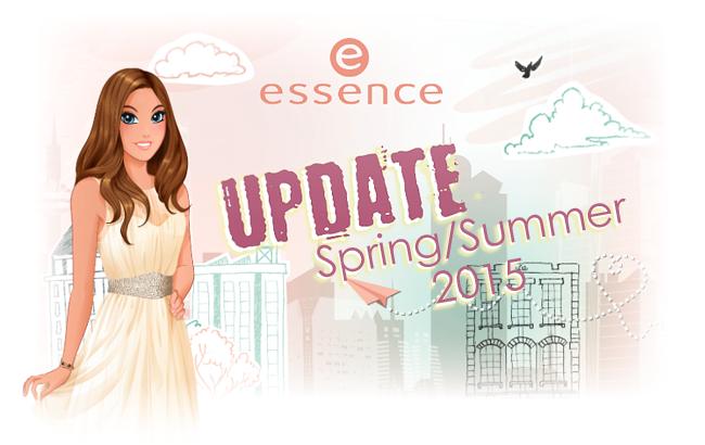 Essence update - Nieuwe Collectie Essence & Catrice Voorjaar 2015