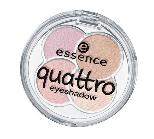 ess QuattroES17 - Nieuwe Collectie Essence & Catrice Voorjaar 2015
