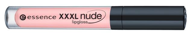 ess XXXL Nude Lipgloss 01 - Nieuwe Collectie Essence & Catrice Voorjaar 2015