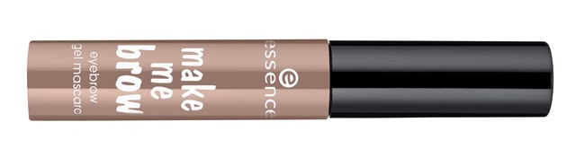 ess make me brow eyebrow gel mascara hell - Nieuwe Collectie Essence & Catrice Voorjaar 2015