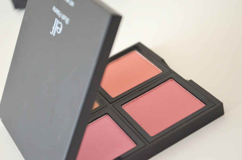 DSC 0270 - E.L.F. Blush Palette 'Light' Review