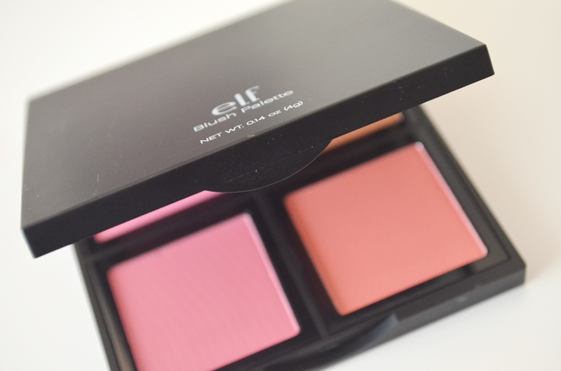 DSC 0273 - E.L.F. Blush Palette 'Light' Review
