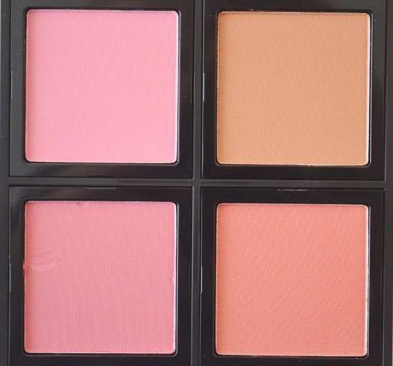 DSC 02761 - E.L.F. Blush Palette 'Light' Review