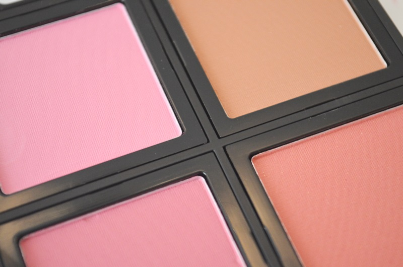 DSC 0278 - E.L.F. Blush Palette 'Light' Review
