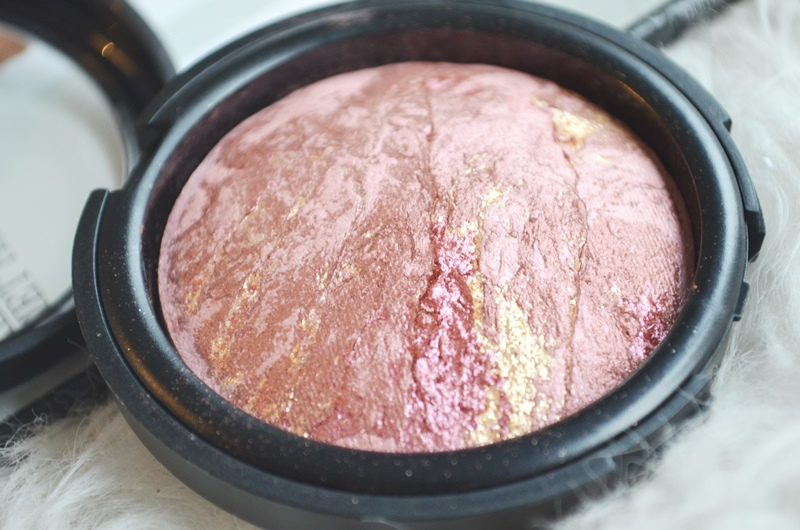 DSC 3589 - Flormar Terracotta Blush-On Touch of Rose Review