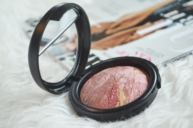 DSC 3602 - Flormar Terracotta Blush-On Touch of Rose Review