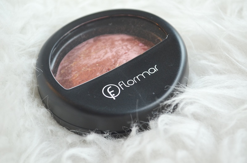 DSC 3607 - Flormar Terracotta Blush-On Touch of Rose Review