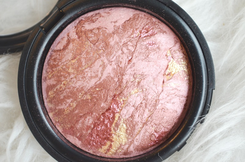 DSC 3618 - Flormar Terracotta Blush-On Touch of Rose Review