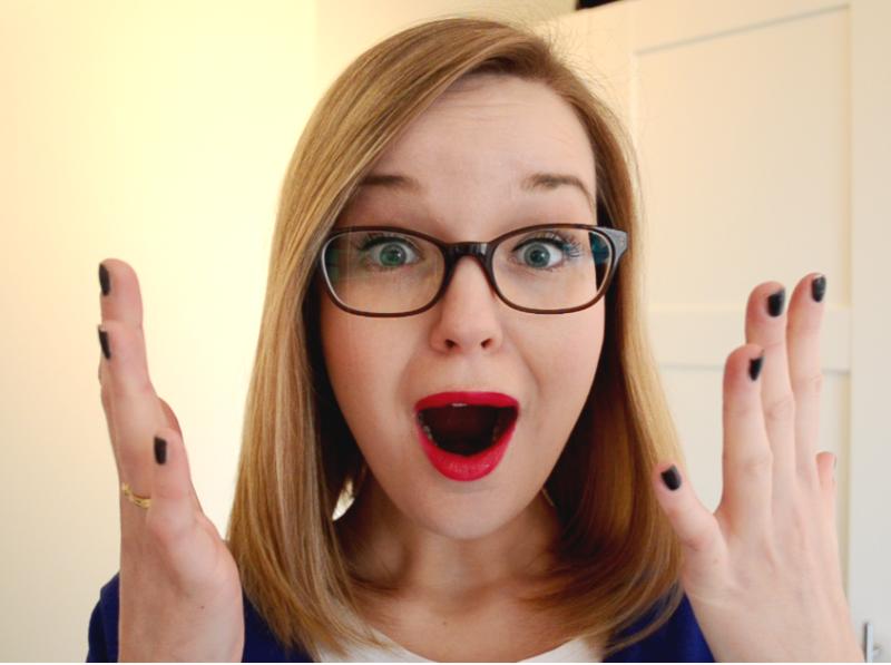 Foto 4 - Ik heb twee nieuwe brillen!