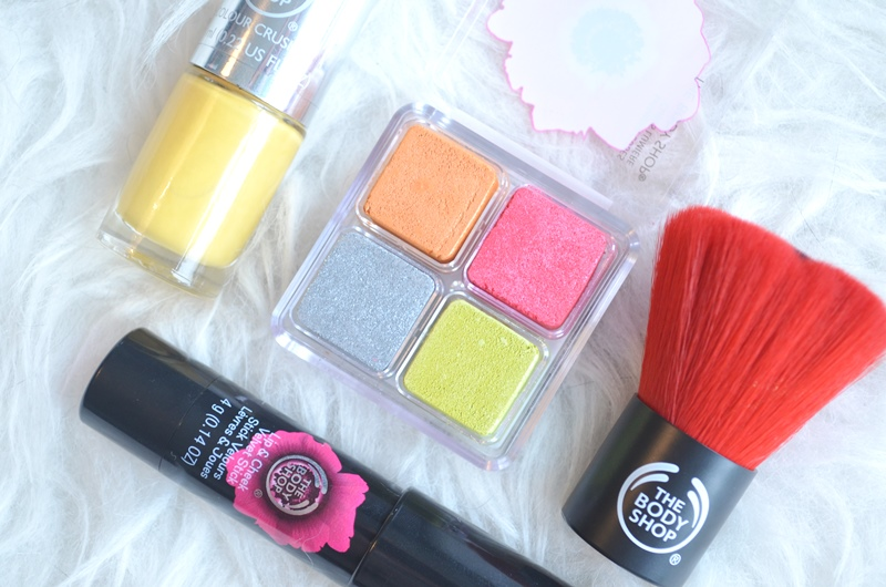DSC 4615 - The Body Shop Euphoria Collection (Mega!) Review