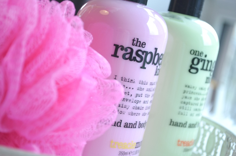 DSC 4686 - Nieuw! Treacle Moon Hand & Body Lotions! Review