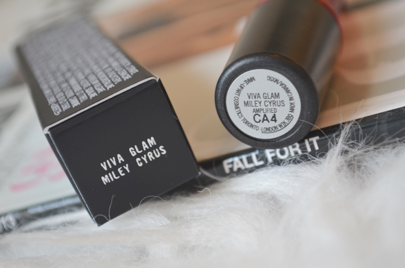 M.A.C Viva Glam Miley Cyrus Review